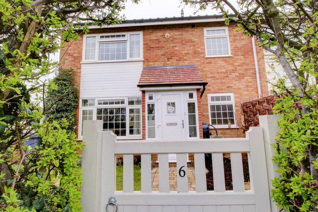 Thumbnail End terrace house for sale in Gosford Way, Old Felixstowe, Felixstowe