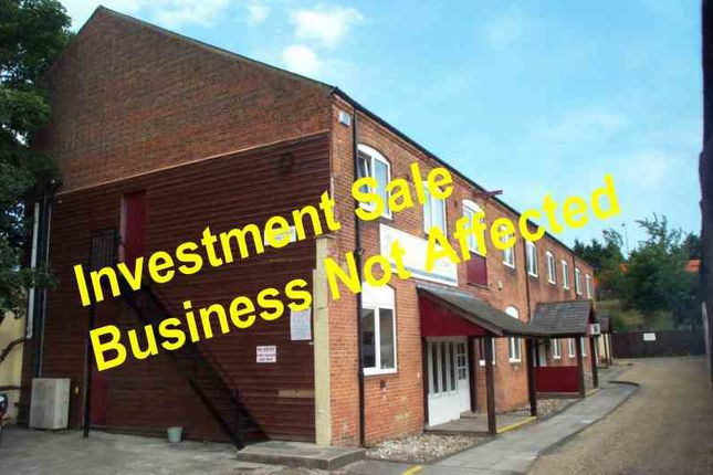 Thumbnail Commercial property for sale in St. Cross Lane, Newport