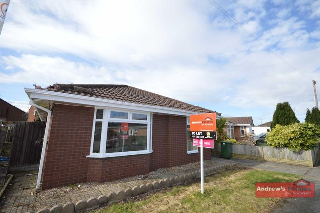 Thumbnail Detached bungalow to rent in Norwich Drive, Upton, Wirral