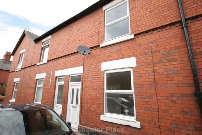 Thumbnail Terraced house to rent in Churton Road, Chester