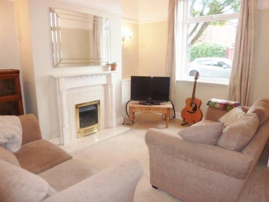 Thumbnail Terraced house to rent in Stocks Road, Ashton-On-Ribble, Preston