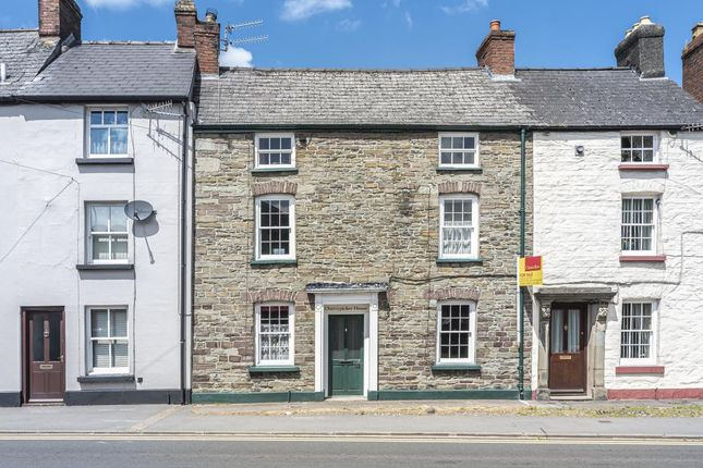 Thumbnail Town house to rent in Orchard Street, Brecon