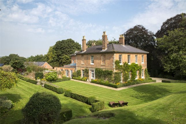 Thumbnail Detached house for sale in Great Shefford, Hungerford, Berkshire