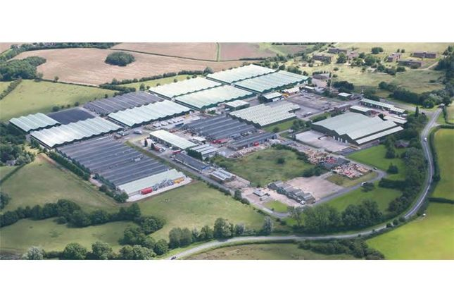 Thumbnail Warehouse to let in Marchington Industrial Estate, Stubby Lane, Uttoxeter, Staffordshire, England