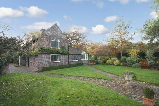 Thumbnail Detached house for sale in Four Elms Road, Four Elms, Edenbridge