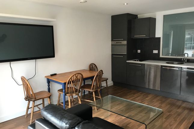Thumbnail Flat to rent in Whitworth Street West, Manchester