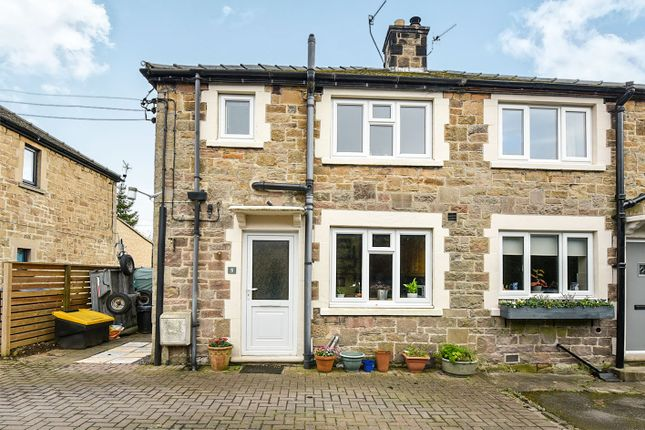 Thumbnail Semi-detached house for sale in Calver Road, Baslow, Bakewell