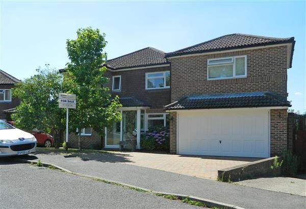 Thumbnail Detached house for sale in Goodwood Close, Midhurst