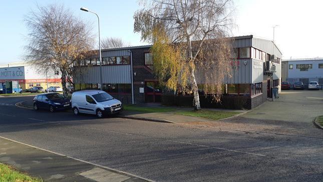 Thumbnail Office for sale in 40 Springwood Drive, Springwood Industrial Estate, Braintree, Essex