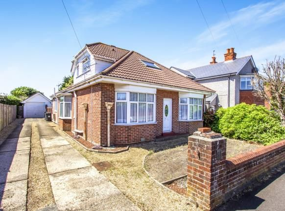 Thumbnail Bungalow for sale in Bournemouth, Dorset, 51 Boundary Road