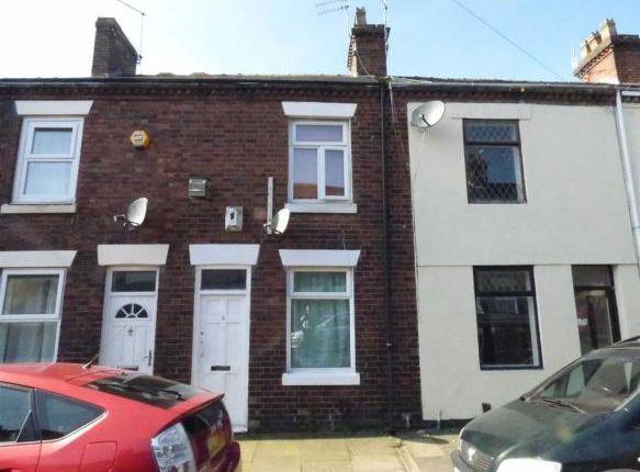 Thumbnail Terraced house to rent in Frazer Street, Stoke-On-Trent