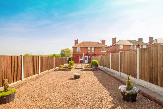Thumbnail Semi-detached house for sale in Bosville Street, Rotherham