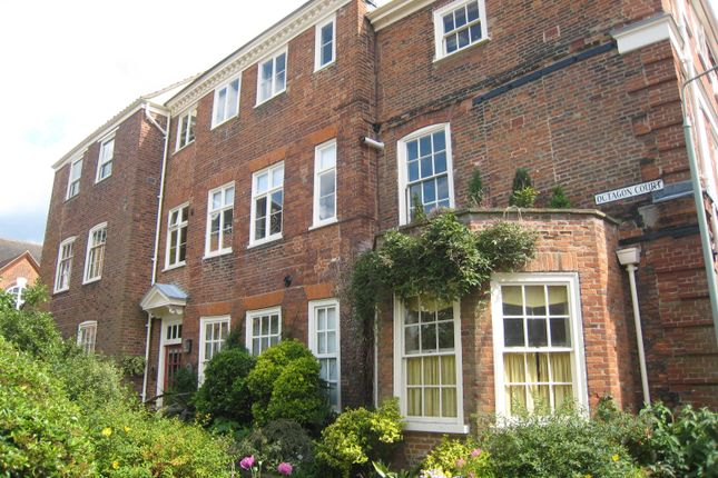 Thumbnail Flat to rent in Octagon Court, Calvert Street, Norwich