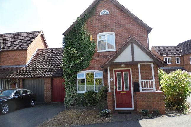 Thumbnail Detached house to rent in Templeman Drive, Carlby, Stamford
