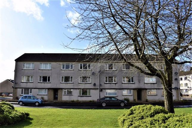 Thumbnail Flat for sale in 1D, Silverdale Gardens, Largs