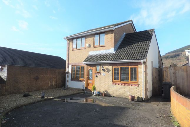 Thumbnail Detached house for sale in Gwaun Afan, Port Talbot