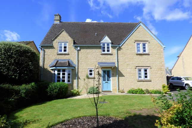 Thumbnail Detached house for sale in 1 Linden Lea, Down Ampney, Cirencester