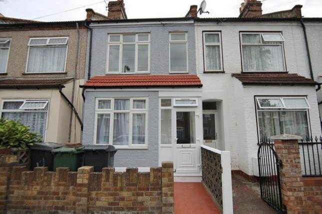 Terraced house for sale in Spencer Road, London