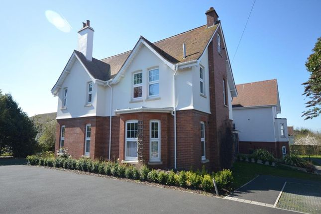 Thumbnail Flat for sale in Lydwin Grange, 2 Stevenstone Road, Exmouth