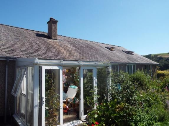 3 bed bungalow for sale in Betws Gwerfil Goch, Corwen, Denbighshire