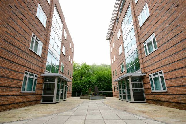 Thumbnail Flat to rent in Riverside Lodge, 208 Palatine Road, West Didsbury, Manchester, Greater Manchester