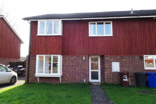 4 bed end terrace house to rent in Mill Reef Close, Newmarket