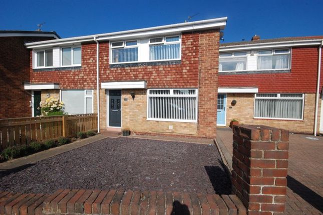 3 bed terraced house for sale in College Road, Ashington NE63