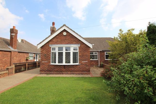Thumbnail Semi-detached bungalow for sale in Minshull Road, Cleethorpes