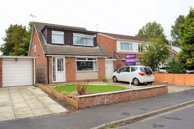 Thumbnail Detached house for sale in Redsands, Ormskirk