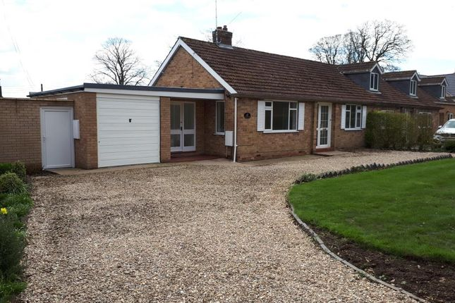 Thumbnail Bungalow to rent in Mill Lane, Brandesburton