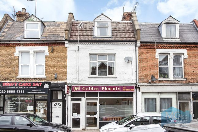 Thumbnail Retail premises for sale in Whittington Road, London