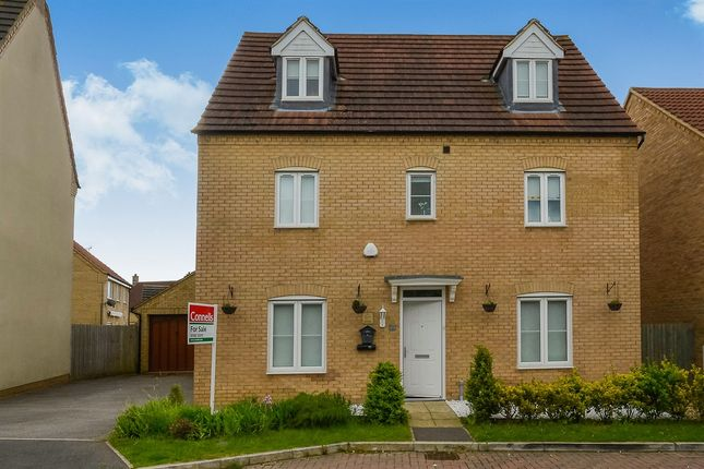 Thumbnail Detached house for sale in Raft Way, Oxley Park, Milton Keynes