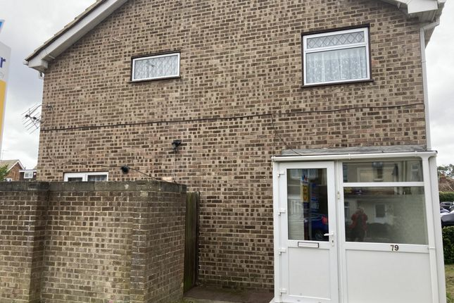 Thumbnail Terraced house to rent in Rumfields Road, Broadstairs