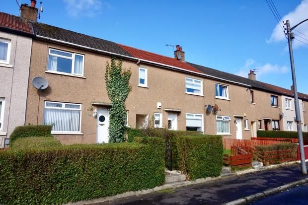 Thumbnail Terraced house for sale in Wyvis Quadrant, Knightswood, Glasgow