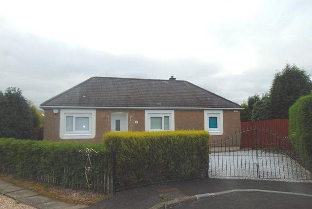 Thumbnail Bungalow to rent in Watson Place, Blantyre, Glasgow