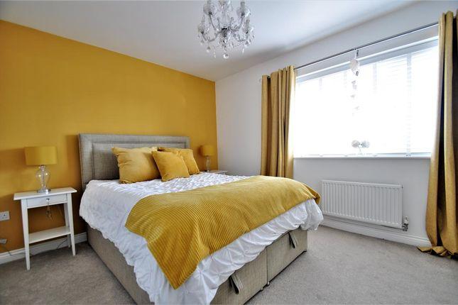 Master Bedroom of Lincoln Gardens, Bridgefield, Ashford, Kent TN25