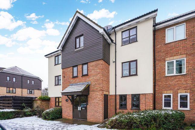 Thumbnail Flat for sale in Vicars Bridge Close, Wembley