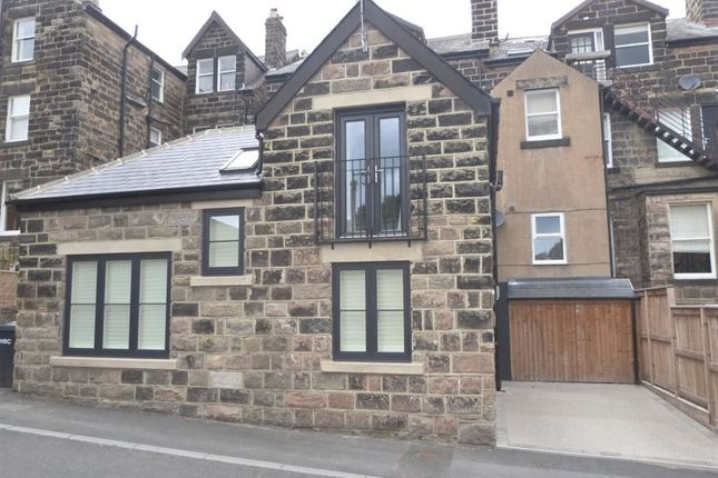 Thumbnail Detached house to rent in Back Harlow Moor Drive, Harrogate