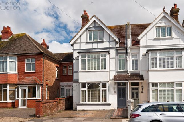 Thumbnail Semi-detached house for sale in Glebe Villas, Hove