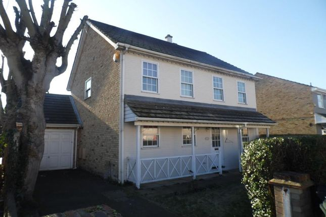 Thumbnail Detached house to rent in Tufnail Road, Dartford
