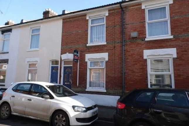Thumbnail Terraced house to rent in 4 Bedroom Student Accommodation For Rent, Eton Road, Southsea, Portsmouth