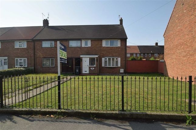 Thumbnail Semi-detached house for sale in Falkland Road, Greatfield Estate, Hull