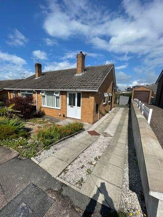 2 bed bungalow to rent in Meadow Grove, Newton, Alfreton DE55
