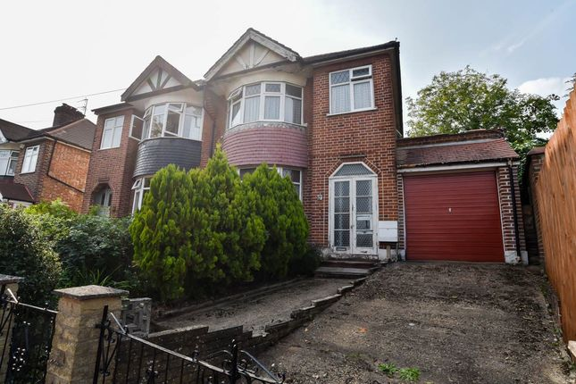 Thumbnail Terraced house for sale in Thorndene Avenue, London