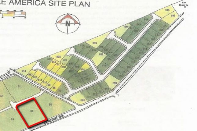 Thumbnail Land for sale in Plot B5, Little America, Gartocharn G838Ng