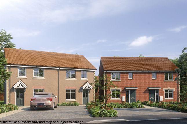 2 bedroom semi-detached house for sale in Greenacre, Bridgwater