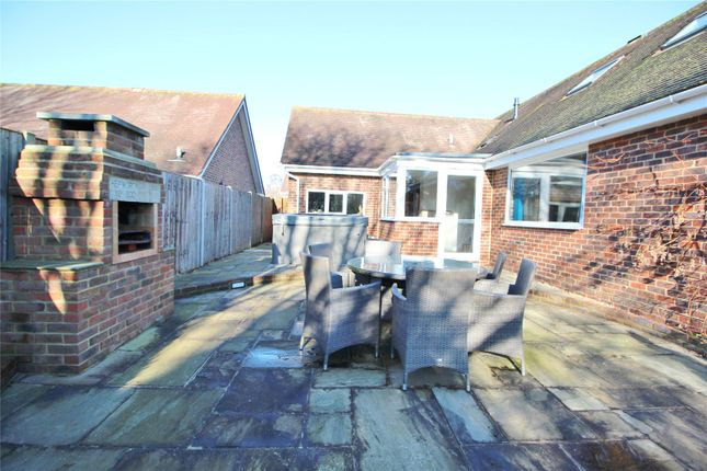 Patio Area of Cross Lane, Findon Village, Worthing, West Sussex BN14