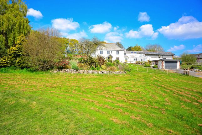 Thumbnail Detached house for sale in Whitestone, Exeter, Devon