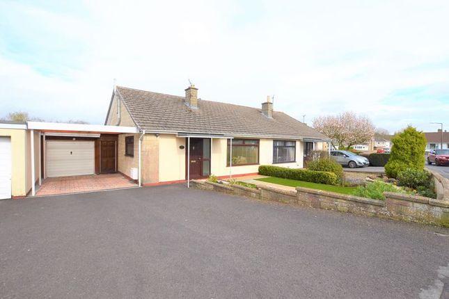 Thumbnail Semi-detached bungalow for sale in Riverside Gardens, Midsomer Norton, Radstock