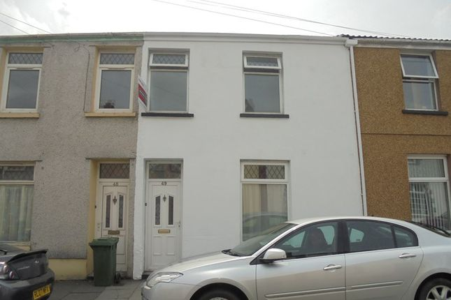 Thumbnail Terraced house for sale in Seymour Street, Aberdare